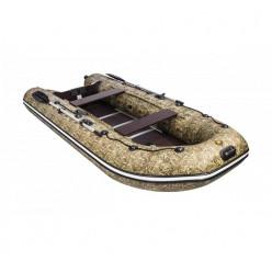 Моторная лодка Ривьера Компакт 3200 СК Камуфляж камыш