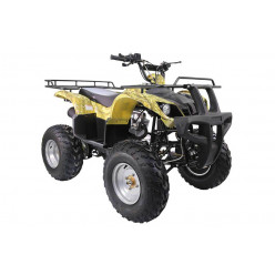 Квадроцикл WELS ATV Thunder 200 белый/кмф
