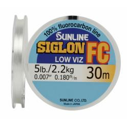 Леска флюрокарбоновая Sunline SIGLON FC 50м 0,310мм