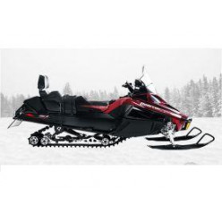 "Снегоход Arctic Cat ZR 9000 137"" Thundercat 2017 Red"