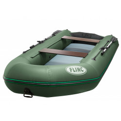 Лодка надувная транцевая ПВХ Flinc FT360LA