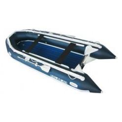 Лодка надувная транцевая Солар-555 МК синий