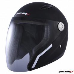 Шлем открытый МО150 черн.мат.L MICHIRU