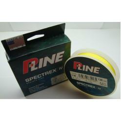 Плетеный шнур P-Line Spectrex IV 136м 0.13мм желтый