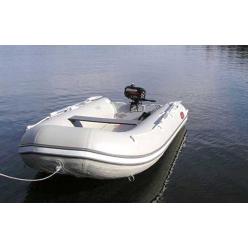 Лодка J.SILVER 300 жесткий пол 50кг