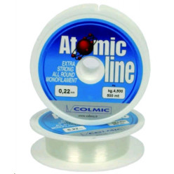 Леска  Colmic ATOMIC 100м 0,25   6кг