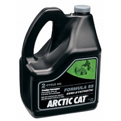Масло Аrctic Сat SS 2-т полусинтетическое 5639-471 3,78л