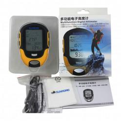 Многофункциональный цифровой альтиметр  SUNROAD FR500