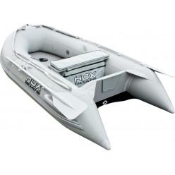 Лодка ПВХ надувная HDX OXYGEN 240AL серый