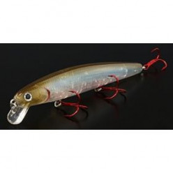 Воблер Lucky C Flash M110 102 Bloody Ghost Minnow