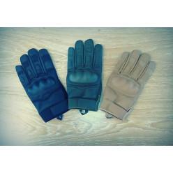 Перчатки С6 черный, кор, хаки