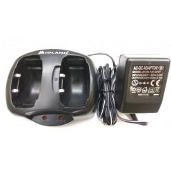 Комплект зарядное устройство и аккумулятор для Midland G-225 AVP-2