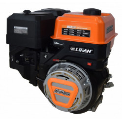Двигатель LIFAN 20 л.с. с катушкой 11А LIFAN 192F-2T (KP460) (4Т) вал 25 мм