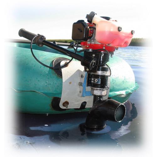 двигателя для лодок водомет