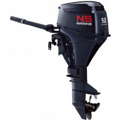 Лодочный мотор 4-х тактный NS Marine NMF 9.8 BS