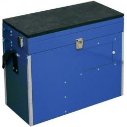Ящик зимний оцинкованный 20л с окошком Ф-02