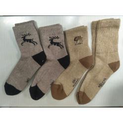 Носки монгольские тонкие