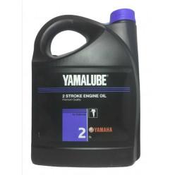YAMALUBE 2 минеральное для двухтактных двигателей 5л