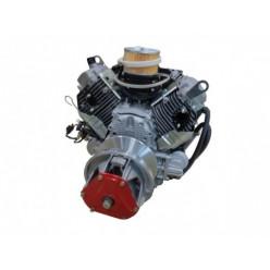 Двигатель Буран 27,4х т руч.+эл.старт.(Lifan PRO+вар.+провод.+колено гл.+катуш.240Вт)
