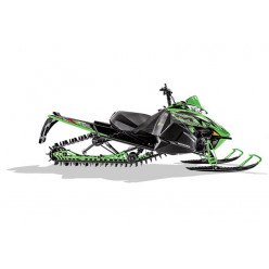 "Снегоход Arctic Cat M8000 153"" HCMC 2017 Green"