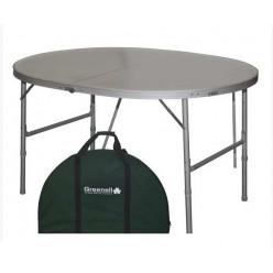 Стол овальный FТ-2 (120*90*68)