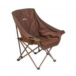 Кресло складное коричневый N-251-B NISUS