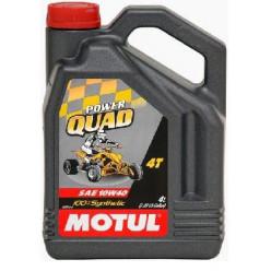 Масло MOTUL PowerQuad 4T 4л