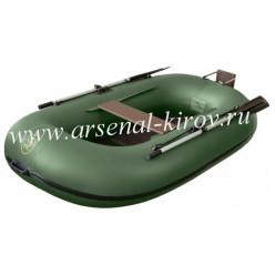 Лодка BoatMaster 250 Эгоист люкс навес транец