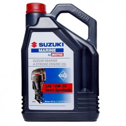 Моторное масло MOTUL Suzuki Marine 4T 10w30 5л