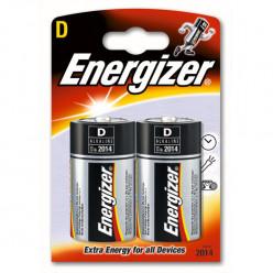 Элемент питания Energizer R20  D1.5V(029733)