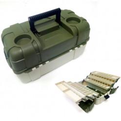 Ящик рыболовный пластиковый Salmo 6ти-полочный 2706