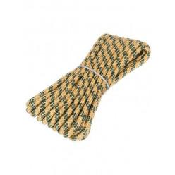 Веревка плетеная п/п 6мм 20м цветная