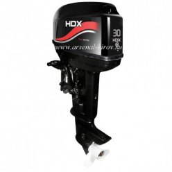 Лодочный мотор HDX Т 30 FWS 2-тактный