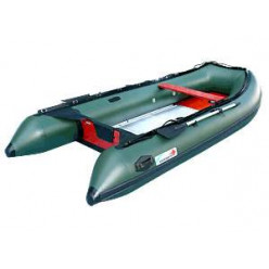 Лодка Stingray 360АL  зеленая
