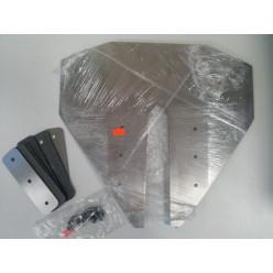 Гидрокрыло съёмное для моторов Tohatsu 9,9-18-20