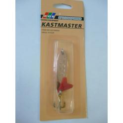 Блесна Кастмастер10,5 гр медь