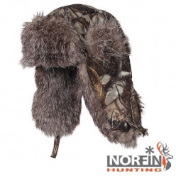 Шапка-ушанка Norfin Hunting 750 Staidness XL