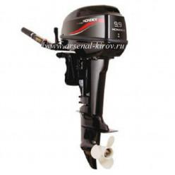 Лодочный мотор HDX Т 9,9 BMS 2-тактный