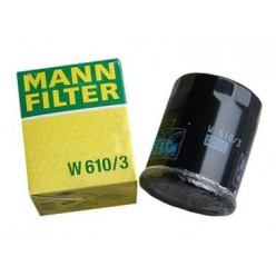 Фильтр масл.MANN-W 610/3 Mer 50-90