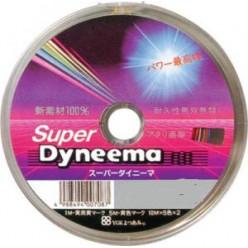 Плетеный шнур 100% Super Dyneema 1 0.165мм 100м
