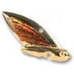 Цикада оригинал 10,5г, цв.золото RRC40 203