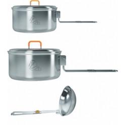 Набор посуды KOVEA 1-2 перс. нерж. SS-029