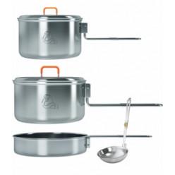 Набор посуды KOVEA 1-2 перс. нерж. SS-031