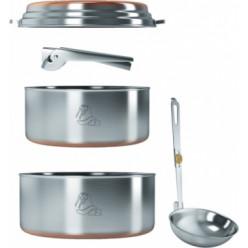 Набор посуды KOVEA 2-3 перс. нерж. SS-083