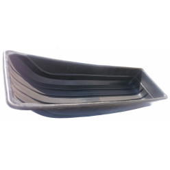 Сани-волокуши 2750 с накладками