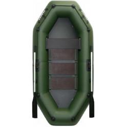 Лодка ПВХ гребная надувная SKIPPER S250N