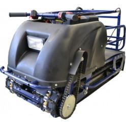 Мотобуксировщик Барс Партизан 500 RV (СП) передний привод