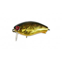 Воблер JACKALL Cherry 0 Footer 48мм 7,6гр hl gold & black