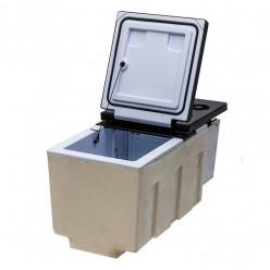 Автохолодильник встраиваемый INDEL B ТВ27AM