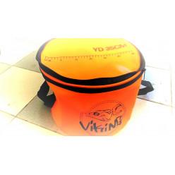 Ведро мягкое для прик круглое Viking ф35см